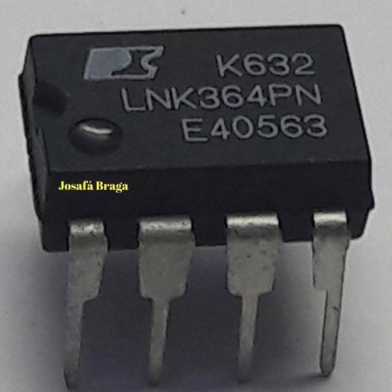 Lnk364pn Ci Lnk364 Dip7 5 Unidades Varios Aparelhos