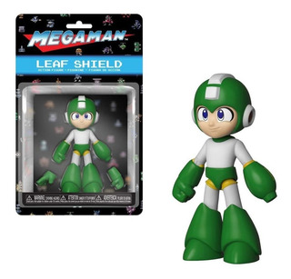 Megaman Leaf Shield Funko Original Replay