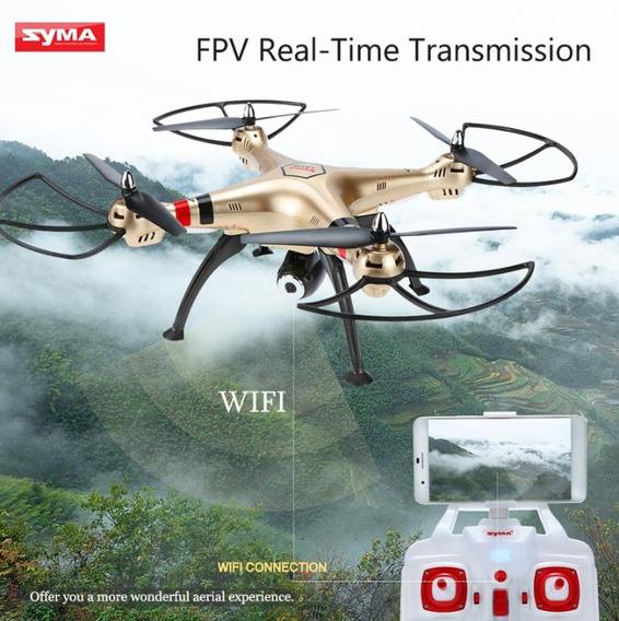 Drone Syma X8wh Wifi Fpv S/ Camera
