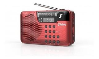 Radio Am/fm/onda Corta/sd/usb/mp3 Lt513ucr