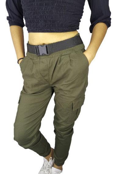Pantalon Tipo Cargo Mujer Mercadolibre Com Mx