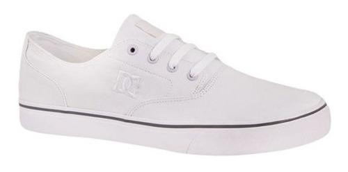 Imagen 1 de 6 de Tenis Hombre Flash 2 Tx Mx Blanco Adys300417-ww0 Dc Shoes