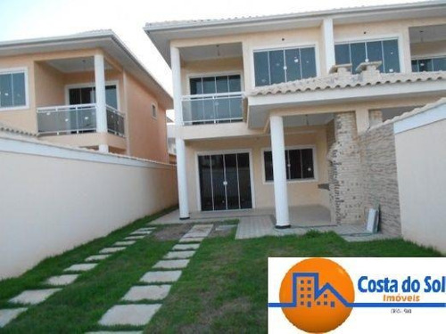Duplex Independente 4quartos A 300m Da Rodovia, Recreio, Ro - Ca0737