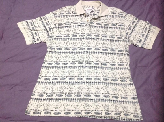 Playera Polo Hawaiana Summa Talla L