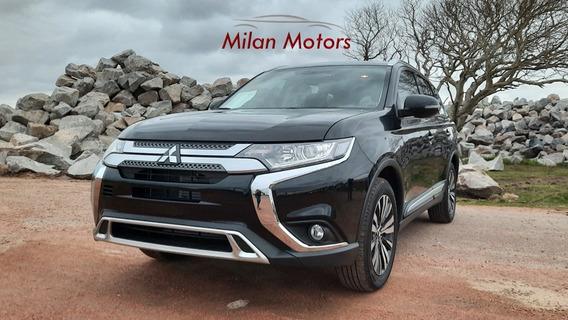 Mitsubishi Outlander 7 Pasajeros 0km 2020 Ideal Familia