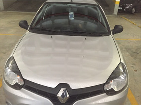 Renault Clio 1.0 16v Expression Hi-power 5p 2014