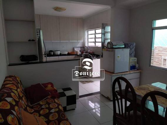 Casa Com 2 Dormitórios À Venda, 96 M² Por R$ 585.000,00 - Jardim Cambuí - Santo André/sp - Ca0948