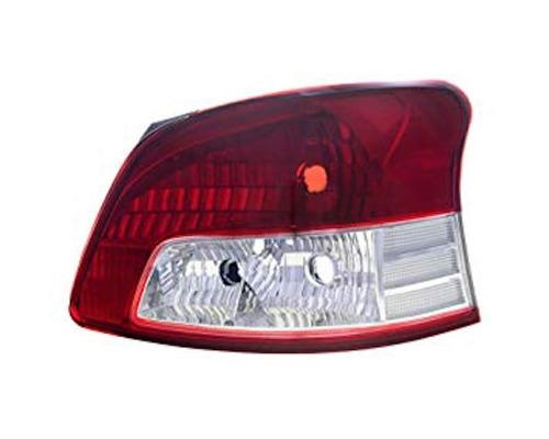 Foco Trasero Derecho Toyota Yaris 1.5 Sedan 06-13