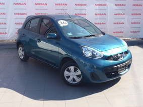 Nissan March 1.6 Sense At 2016