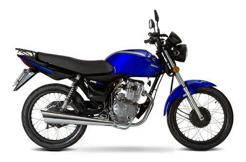 Zanella Rx 150cc Z7 - Motozuni Quilmes