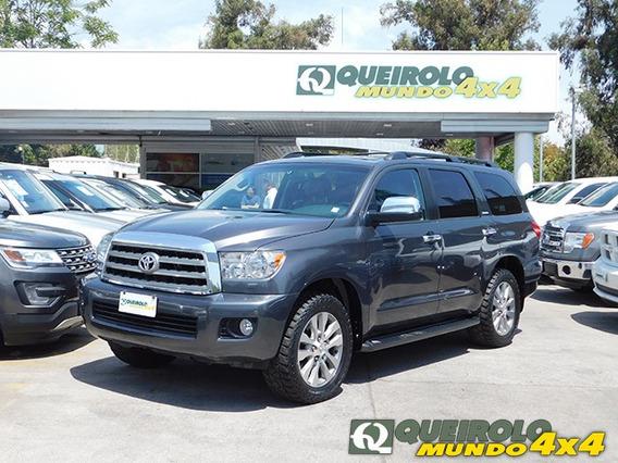 Toyota Sequoia Sequoia Ltd 4x4 5.7 2015