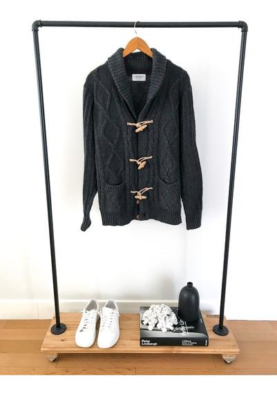 Sweater Cardigan Pull & Bear - Talle M
