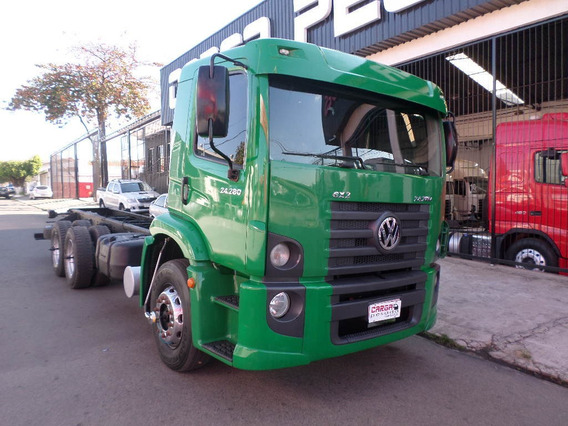 Vw 24280 6x2 Constellation 2014 Chassis= 24 280 24250 24-250