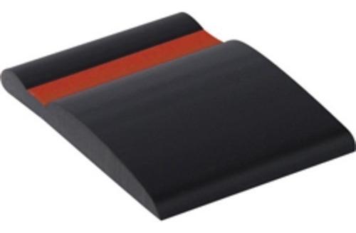 Imagen 1 de 3 de Bagueta Moldura Puerta Auto Protector 50mm Tira Roja