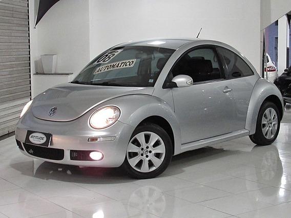 Volkswagen New Beetle 2.0 Mi 8v Automático 2008