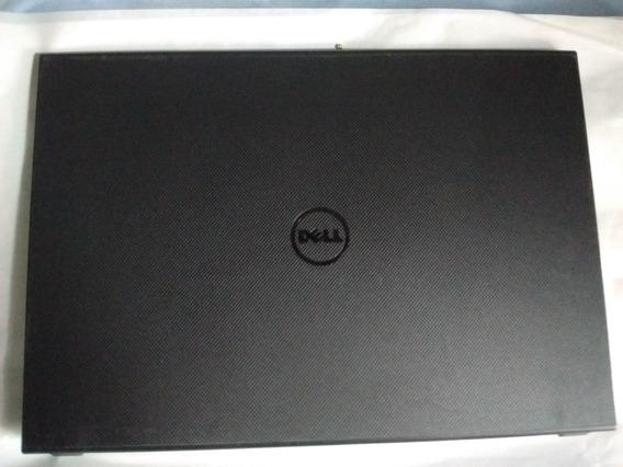 Carcaça Da Tela + Moldura Da Tela Notebook Dell Inspiron I14