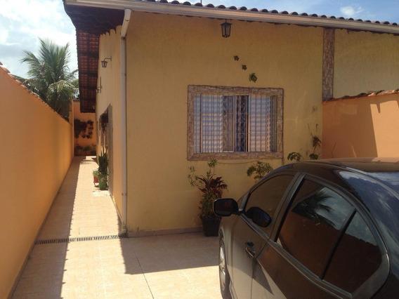 Casa À 500 Metros Da Praia R$ 220 Mil Ref:6981 D.