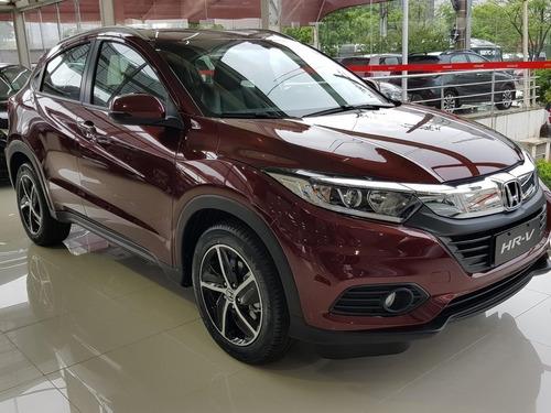 Honda Hr-v 1.8 Exl Flex Automático 2020/2020 0km