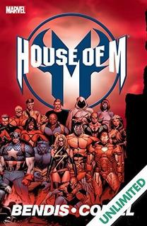 House Of M Cbr