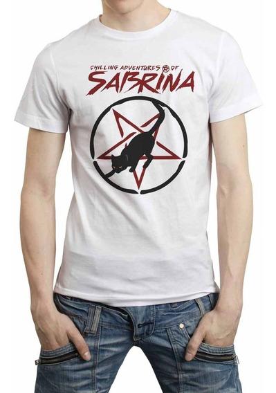 El Mundo Oculto De Sabrina Playera The Chilling Adventures 2