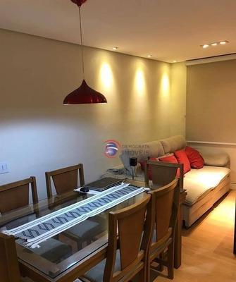 Apartamento A Venda, Parque Das Nações, Santo André - Ap4483 - Ap4483