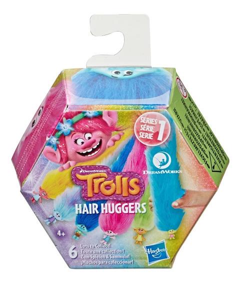 Trolls Hasbro E5117 Hair Huggers Brazalete Figura Sorpresa