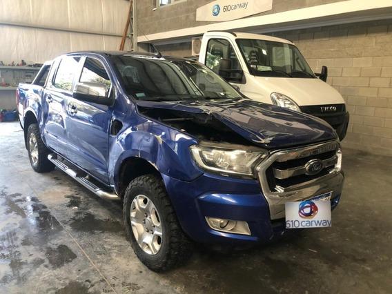 Ford Ranger Xlt 4x4 2016 Chocado Aa20