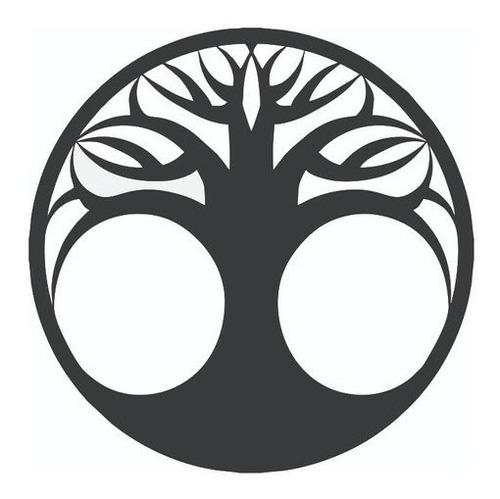 Quadro Decorativo Arvore Da Vida Decoração De Ambientes