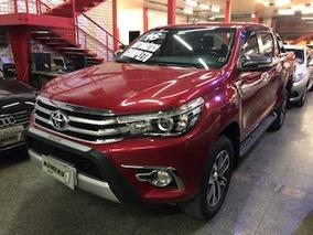 Toyota Hilux Cab Dupla Srx 2015/2016 Diesel