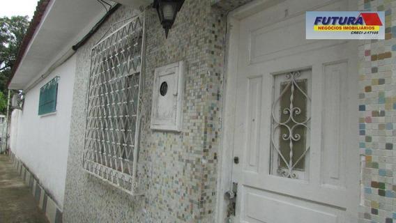 Casa Com 2 Dormitórios À Venda, 66 M² Por R$ 200.000,00 - Vila Cascatinha - São Vicente/sp - Ca0419
