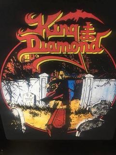 King Diamond - Conspiracy - Metal - Polera- Cyco Records