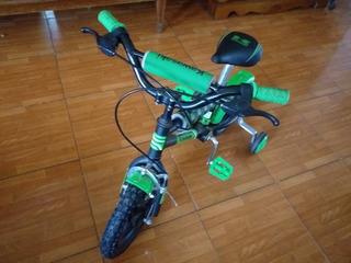 Bicicleta Kawasaki Rodado 12