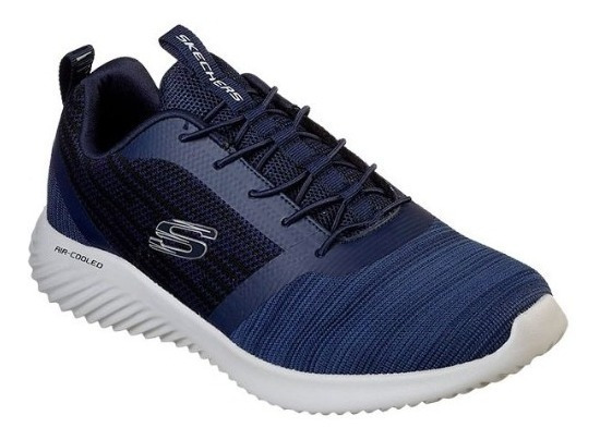 Zapatillas Skechers Bounder - Confort -memory Foam- Salas Mu