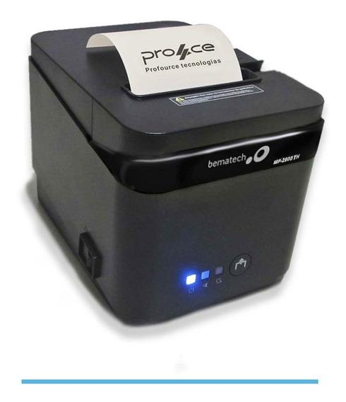 Novo Modelo Impressora Térmica Bematech Mp-2800 Usb E Rede