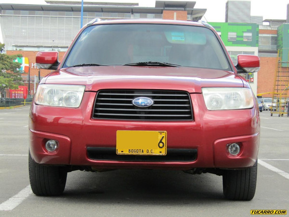 Subaru Forester Sport At 2500cc Aa Ab Abs