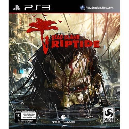 Dead Island Riptide Ps3 Jogo Original Lacrado Mídia Física