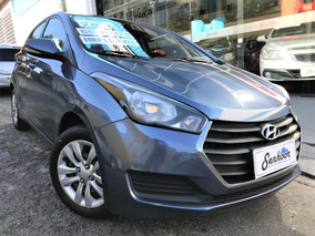 Hyundai Hb20 1.0 Comfort Plus 2016 - Azul