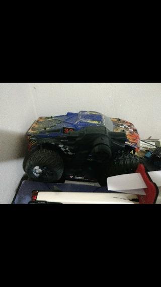 Automodelo Himoto Monster Truck 1/10 Brushless