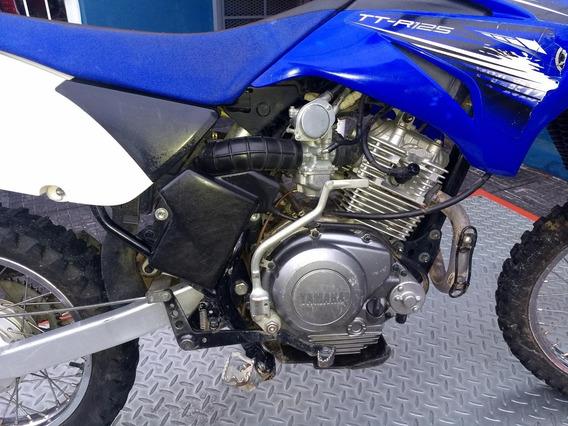 Yamaha Ttr 125 R 2012 Original Muy Buen Estado, Tarj Verde.