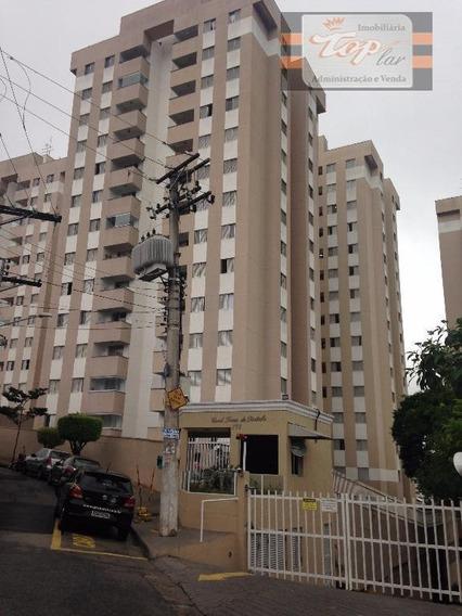 Apartamento Com 3 Dormitórios Para Alugar, 65 M² Por R$ 1.900,00/mês - Vila Pereira Barreto - São Paulo/sp - Ap0827