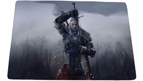 Mouse Pad Gamer The Witcher 3 - 25x35cm
