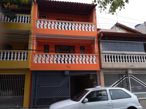 Locação Casa Sobrado Em Cidade Das Flores - Osasco - 42123