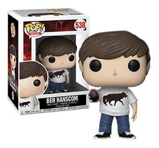 Funko Pop Ben Hanscom 538 It Baloo Toys