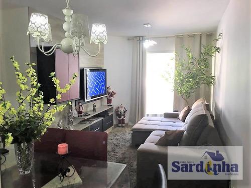 Apartamento A Venda - Jd Ampliacao - Sp - 3990