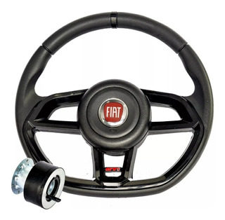 Volante Deportivo Gti Fiat Palio Negro