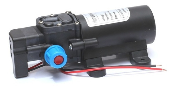 Bomba De Água Alta Pressão Dc 12v 80w 0142yb-12-80