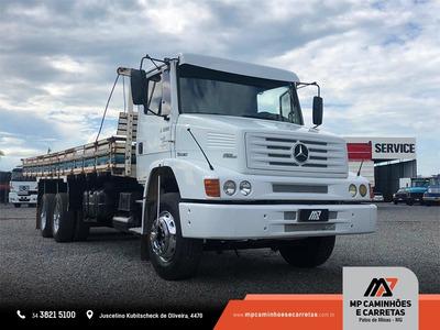 Caminhão Mercedes Benz Mb 1622 Truck 6x2