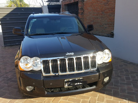Jeep Grand Cherokee Crd 3.0 Limited Atx 2009