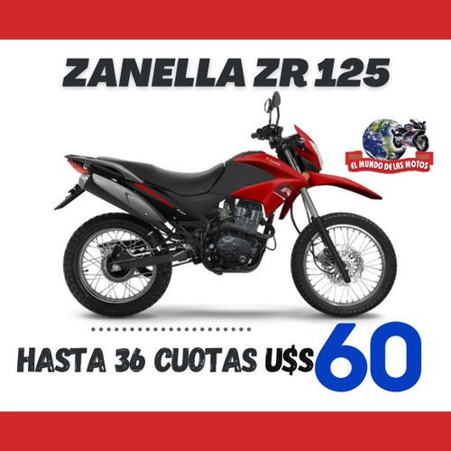 Zanella Zr 125 -  Honda Xr, Winner Fair, Exclusive