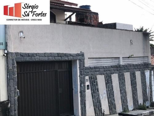 Oportunidade - Ótima Casa Duplex Com Edícula - 195m2 - 720 - 68469089